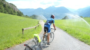 2.7 Extra vermogen voor ritje naar Castel Fragsburg boven Merano