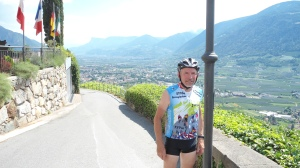 4.6 heerlijk fietsweggetje naar Schloss Tirolo