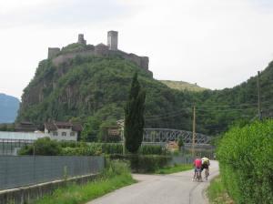 5.8 Schloss Sigmundskron Bolzano