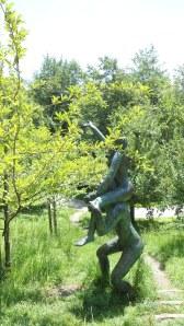 6.10 De verleiding van Eva ( appel plukken)