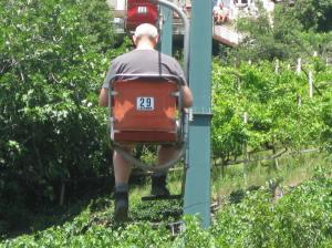 6.13 stoeltjeslift naar Dorf Tirolo