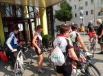 Aankomst bij het laatste hotel van de trip : Econtel Berlijn.